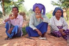 Découverte de la nature et du peuple birman à travers les montagnes Shan (7 jours/6 nuits)