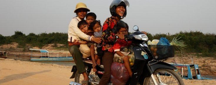 Découverte du Cambodge en famille (11 jours/8 nuits)
