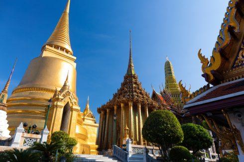 Fotolia THAILANDE palais royal à Bangkok
