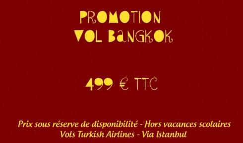 Vol promotion Bangkok