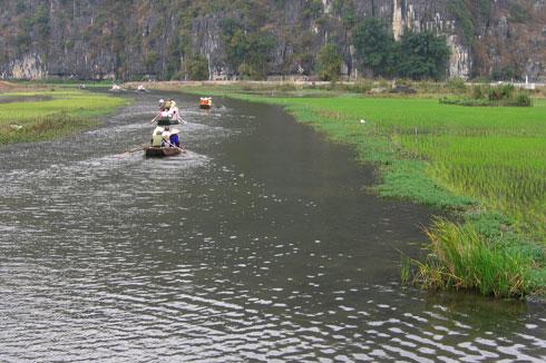Circuit vietnam authentique agence de voyages lyon for Agence paysage lyon