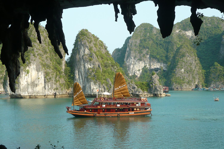 Merveilles du Vietnam : Circuit adapté pour les personnes à mobilité réduite