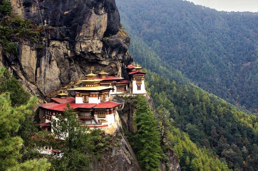 Le Bhoutan - Mekong Evasion - Agence de voyages à Lyon spécialiste de l'Asie