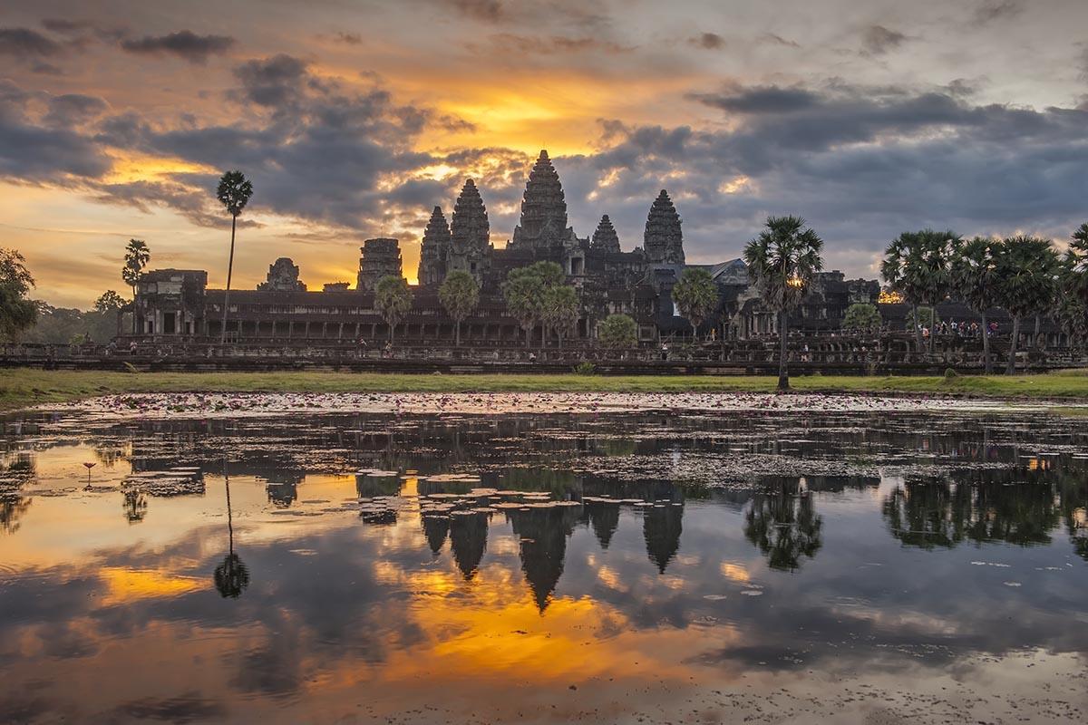 Le Cambodge - Mekong Evasion - Agence de voyages à Lyon spécialiste de l'Asie