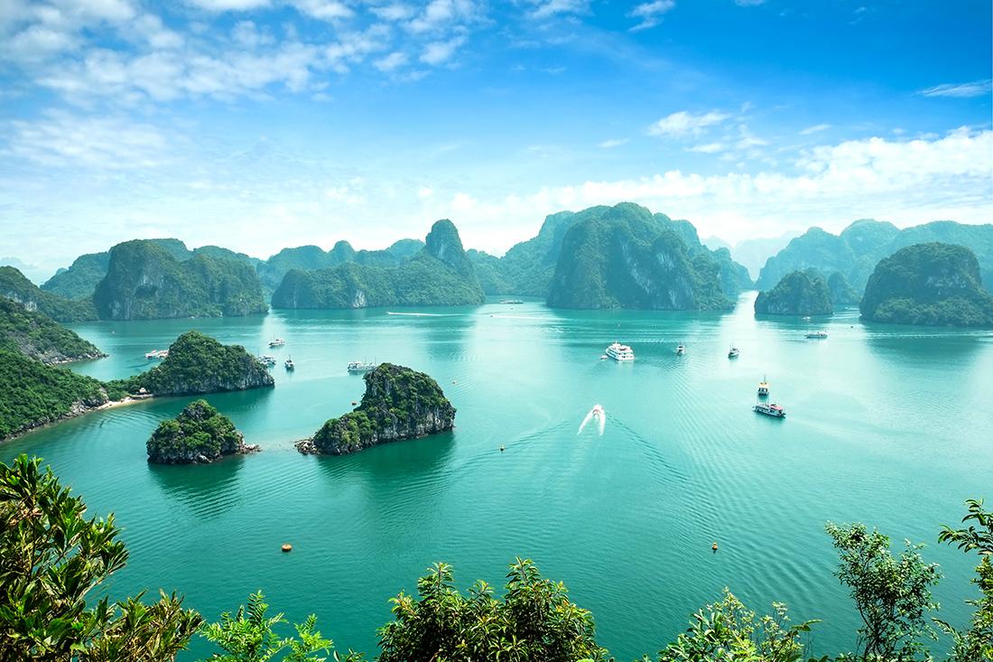 Le Vietnam - Agence de voyages à Lyon spécialiste de l'Asie