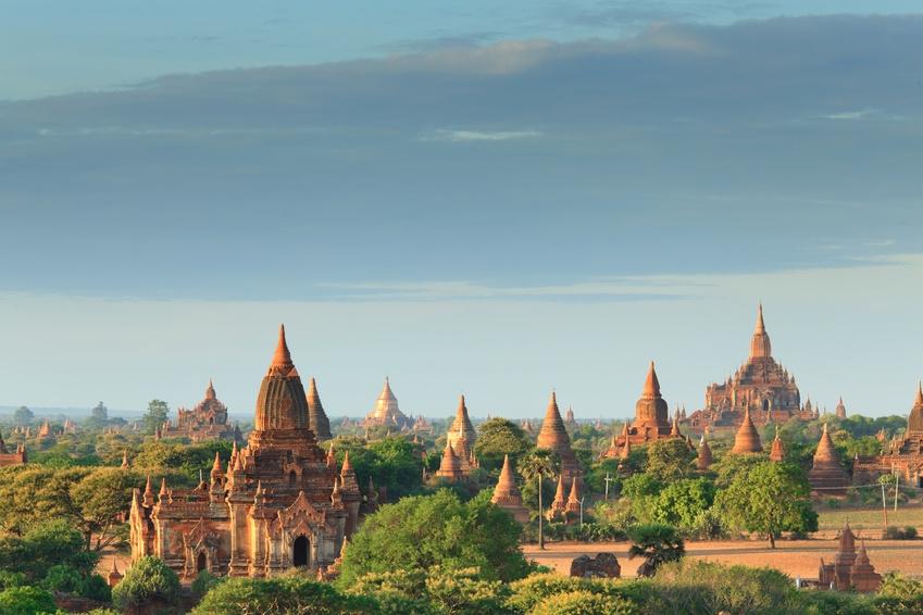 Les temples de Bagan - Birmanie