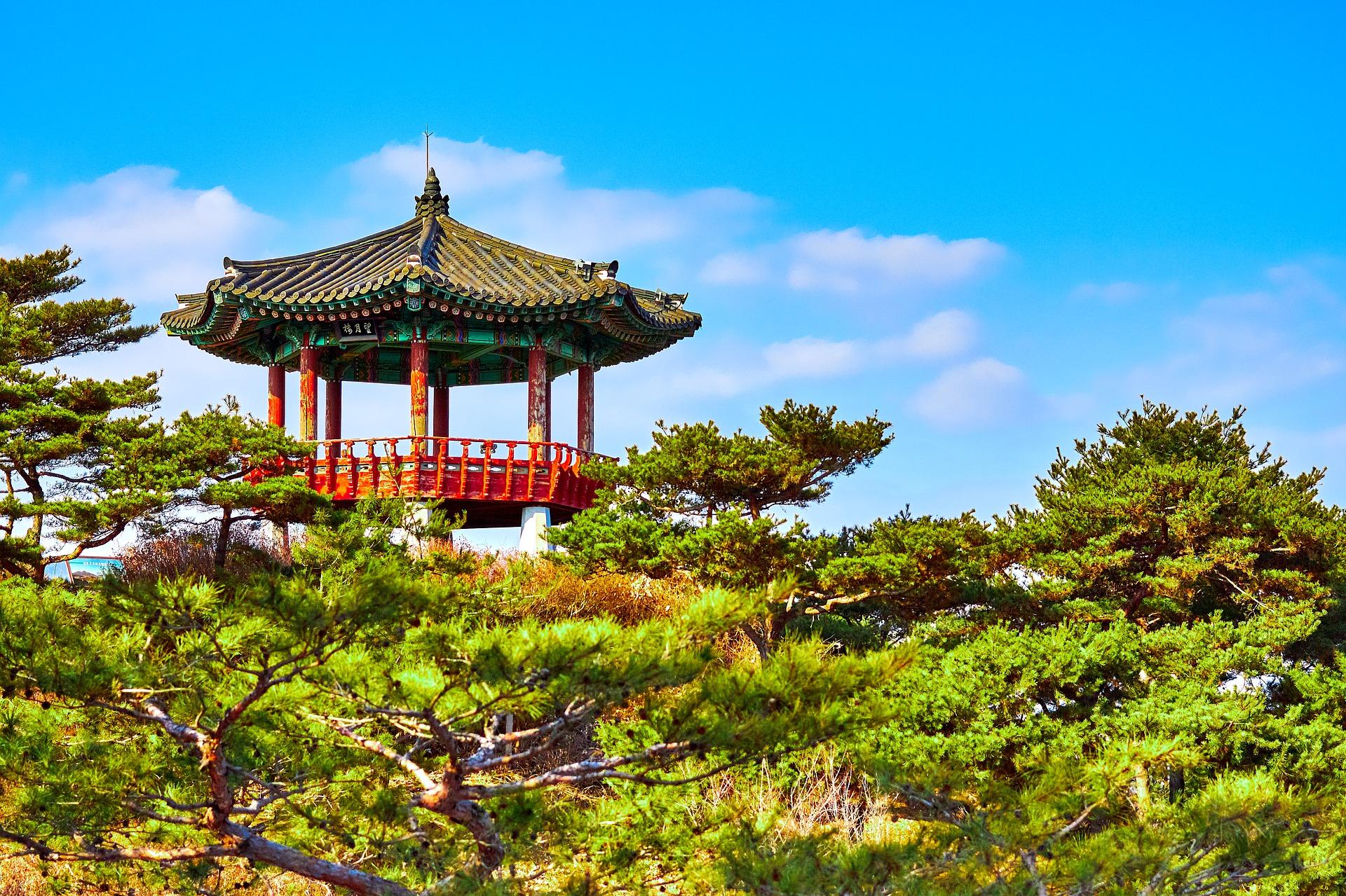 Temple - Corée du Sud