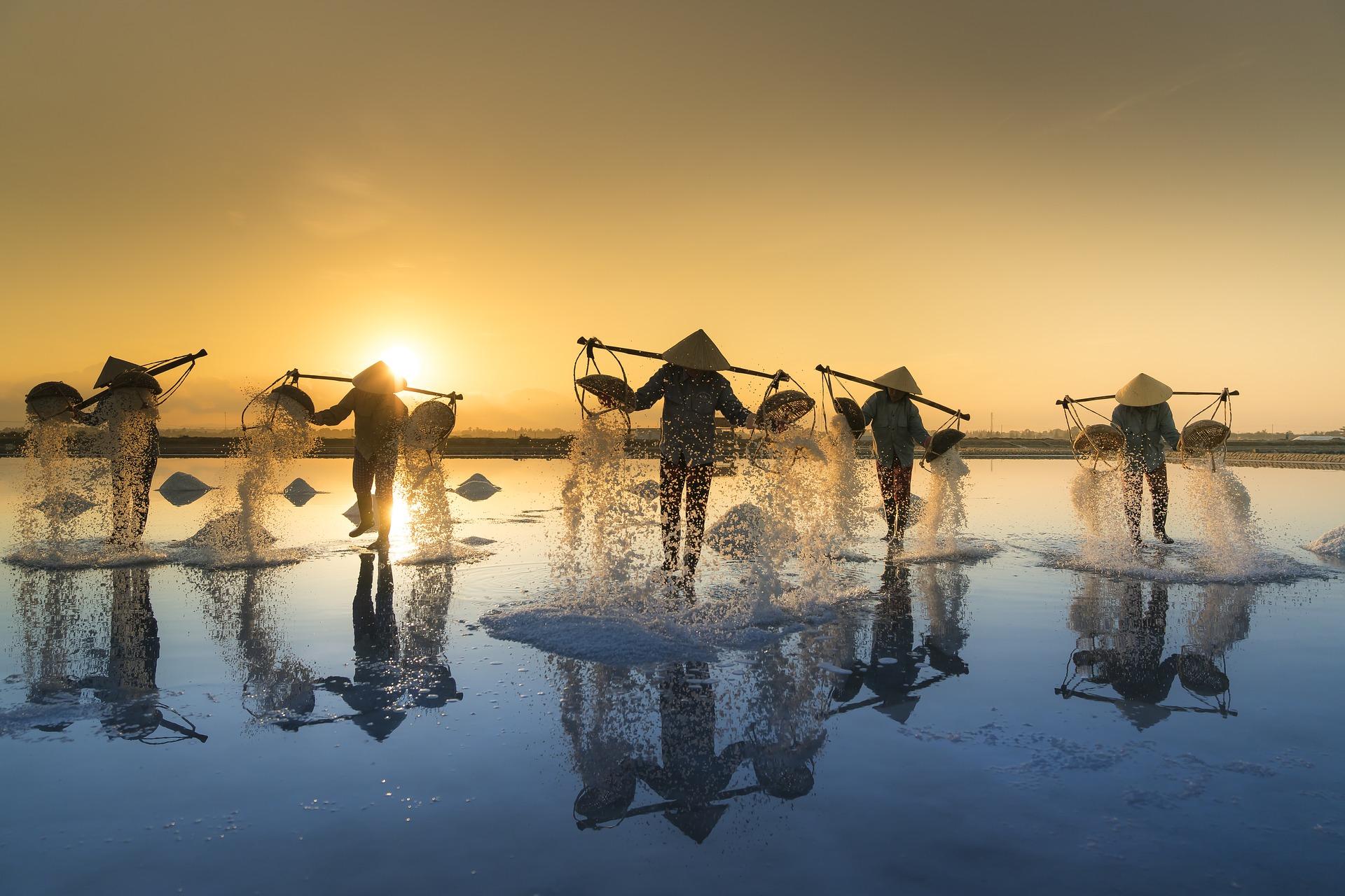 Pêcheurs - Birmanie