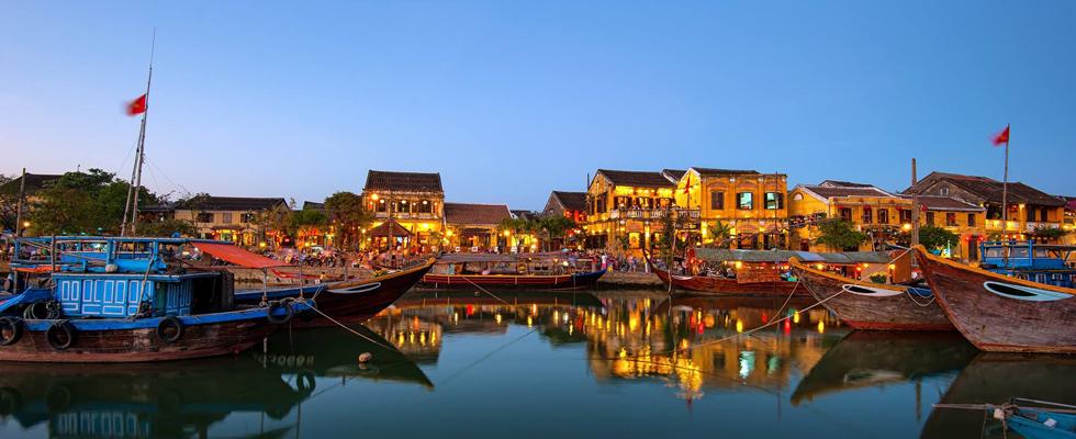 Hoi An - Vietnam - Mekong Evasion - Agence de voyages à Lyon spécialiste de l'Asie