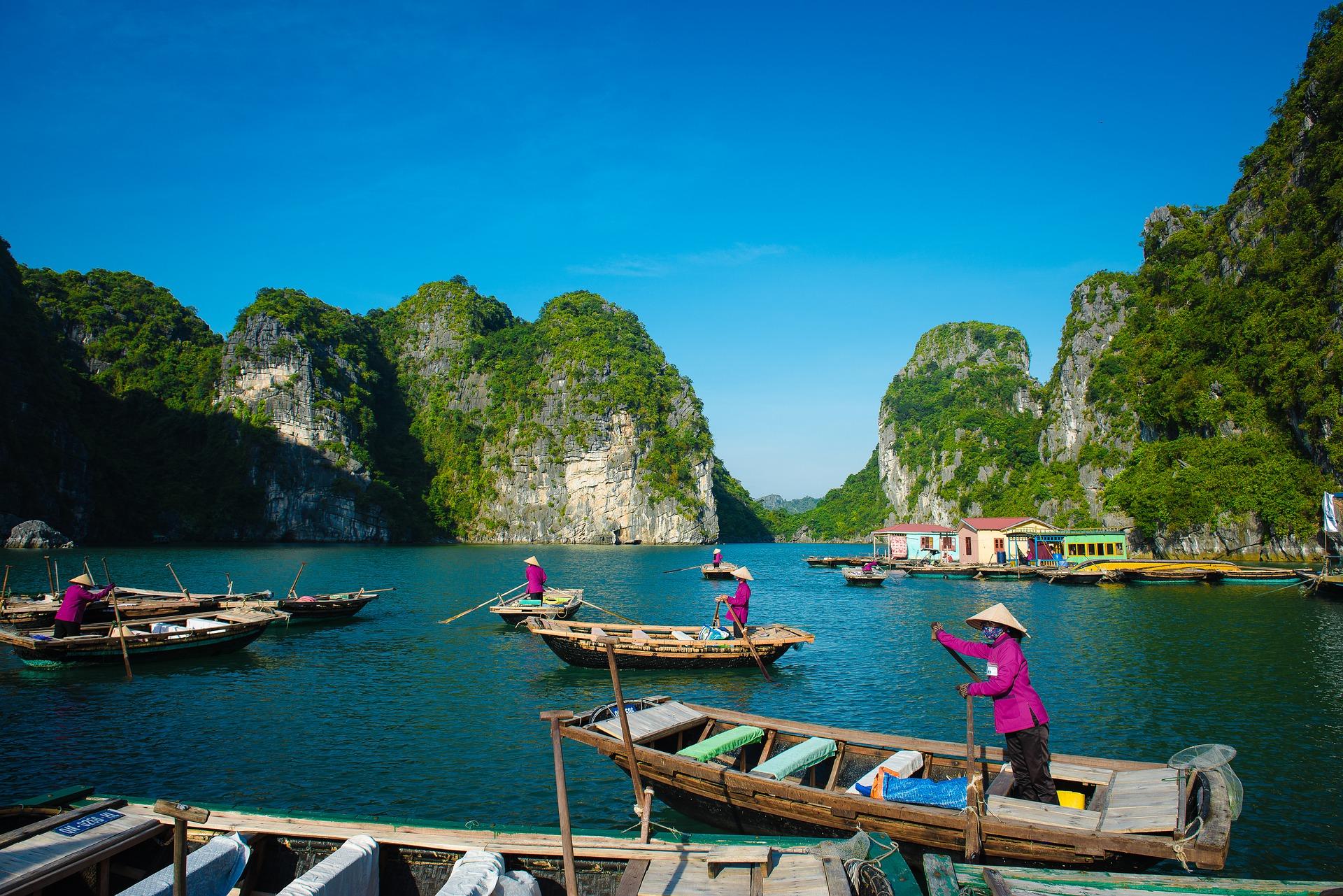 Vietnam - Halong - Mekong Evasion - Agence de voyages à Lyon spécialiste de l'Asie