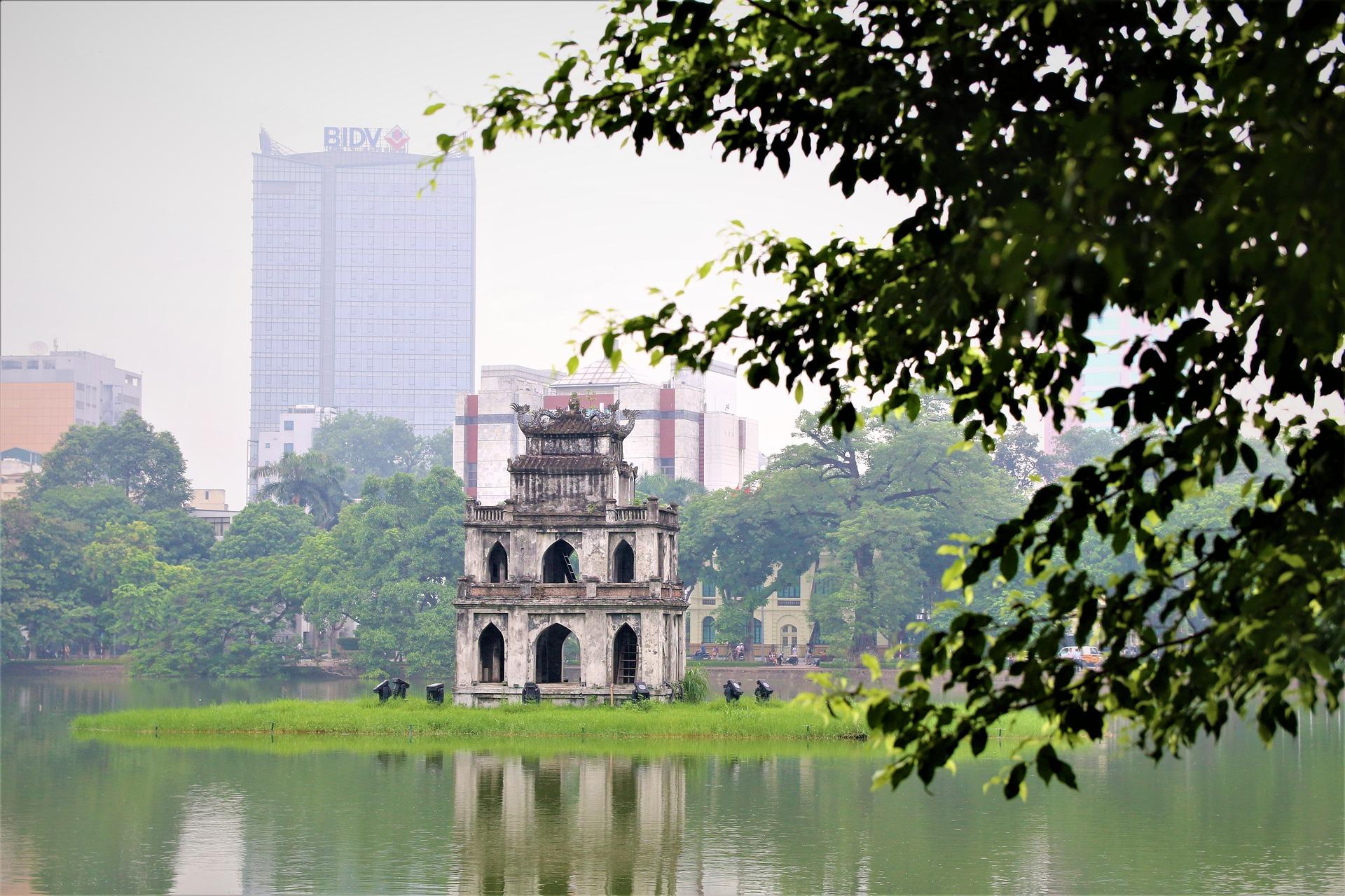 Vietnam - Hanoi - Lac Hoan Kiem - Mekong Evasion - Agence de voyages à Lyon spécialiste de l'Asie