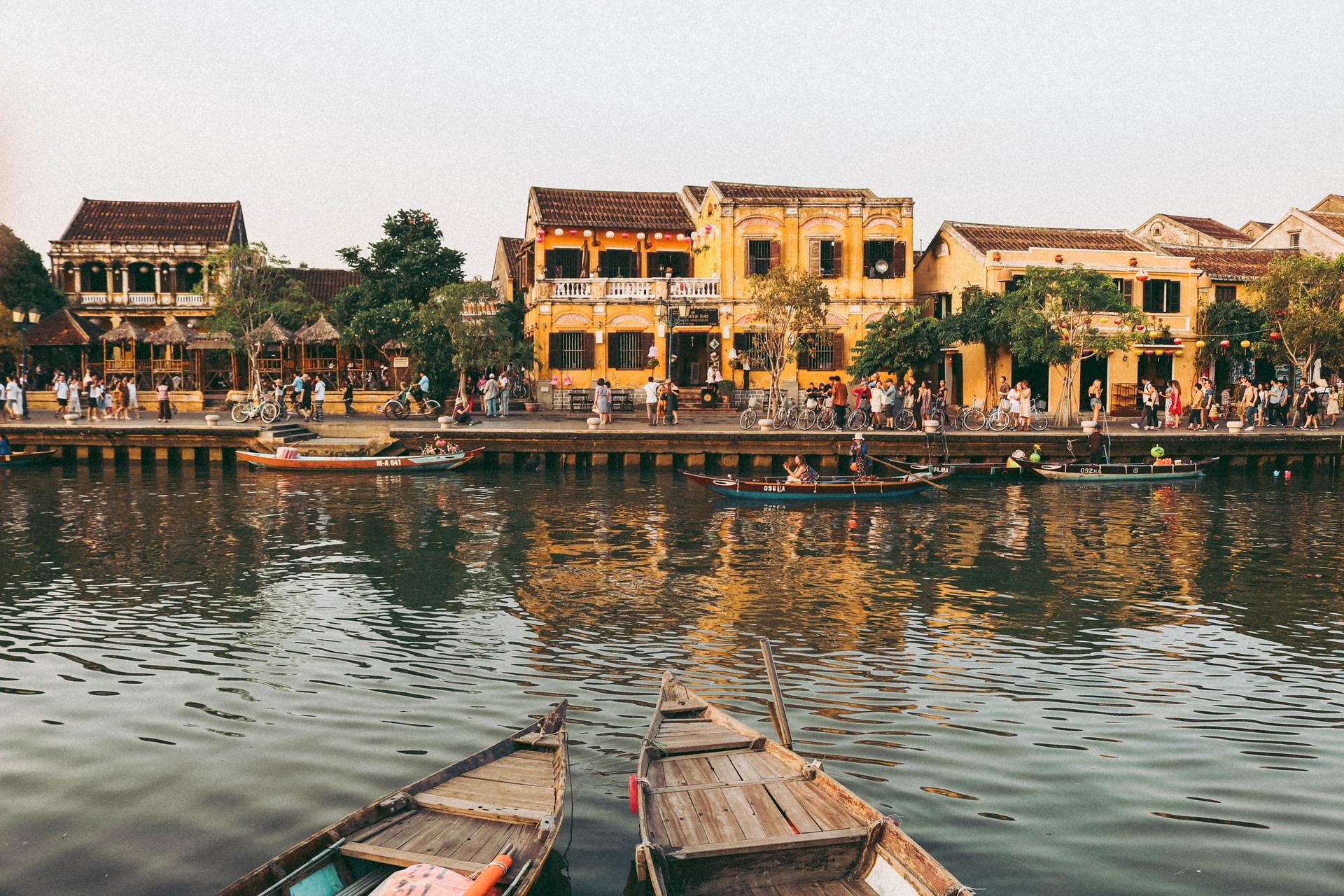Vietnam - Hoi An - Mekong Evasion - Agence de voyages à Lyon spécialiste de l'Asie