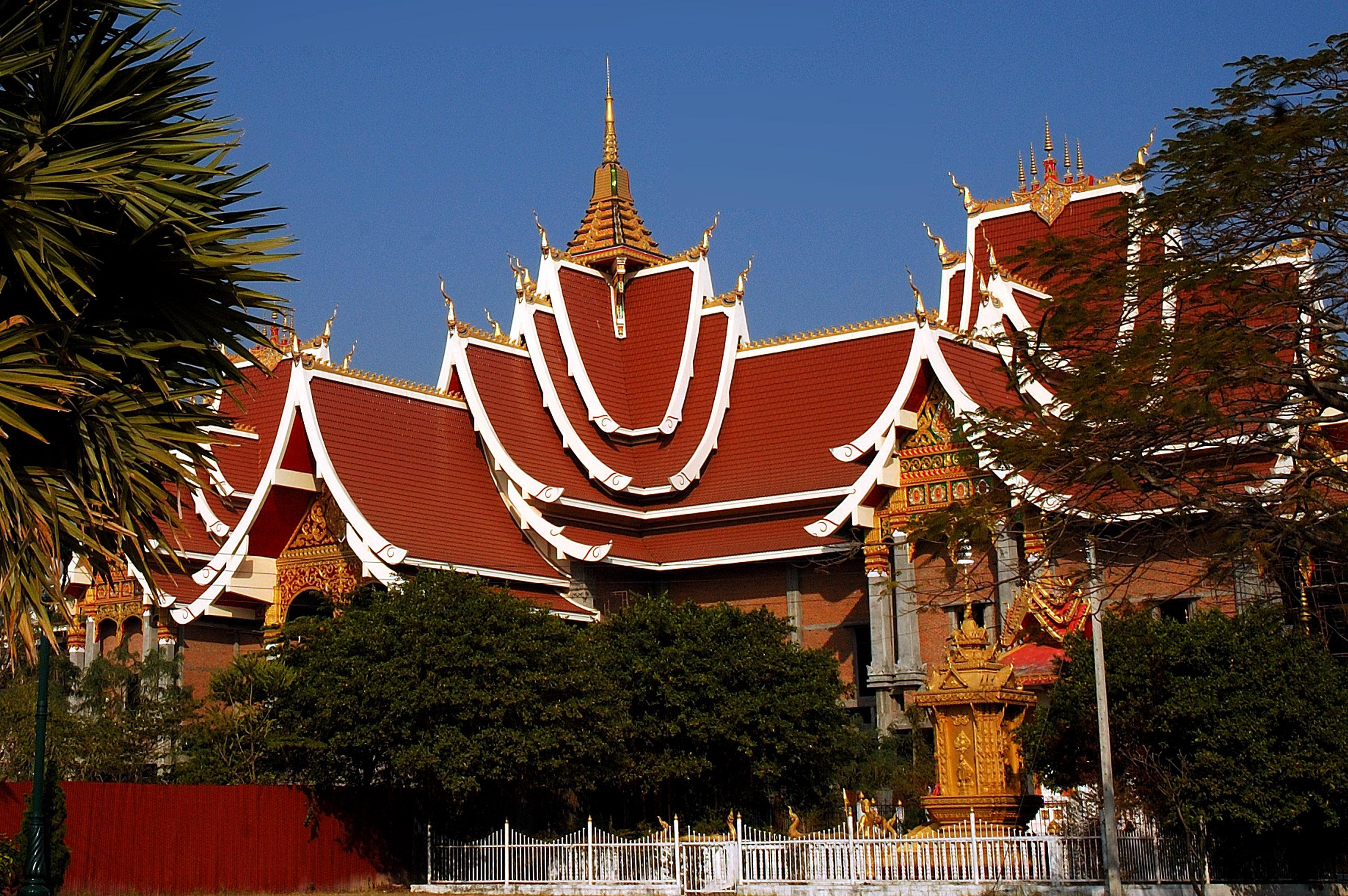 Vientiane - Mekong Evasion - Agence de voyages à Lyon spécialiste de l'Asie